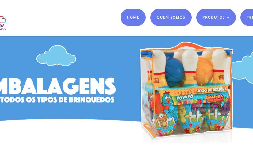 Fábrica de Embalagens para Brinquedos